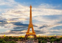 turism Franta