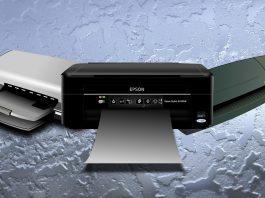 imprimanta inkjet