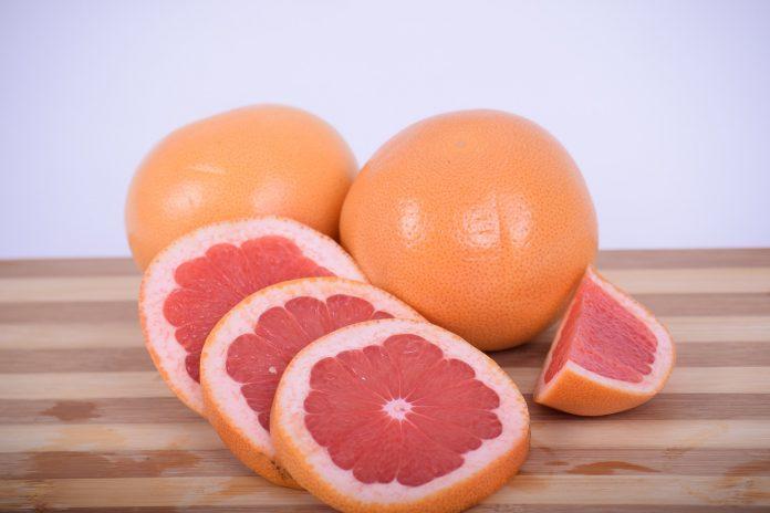 grapefruit rosu