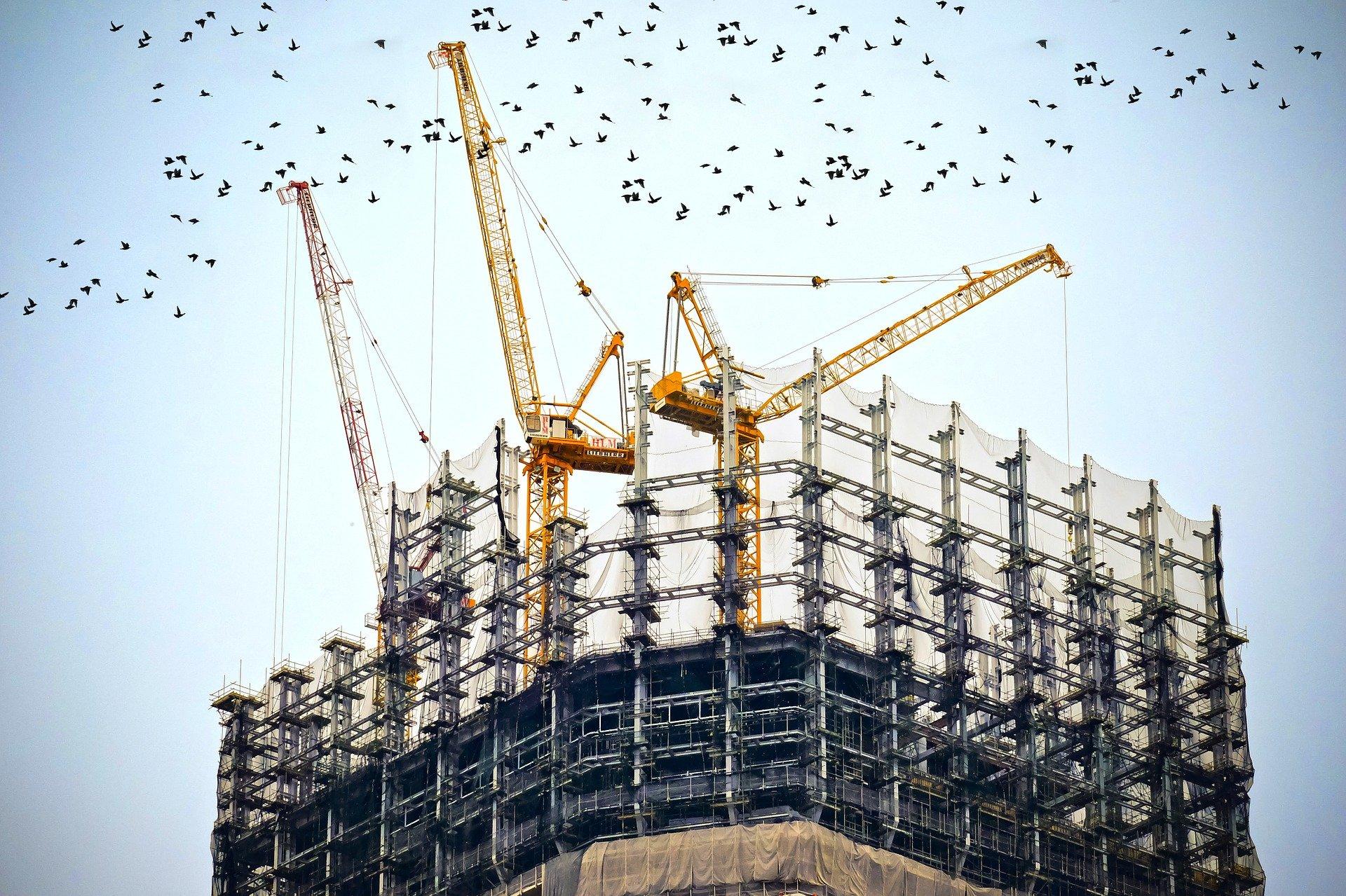 inchirieri utilaje de constructii